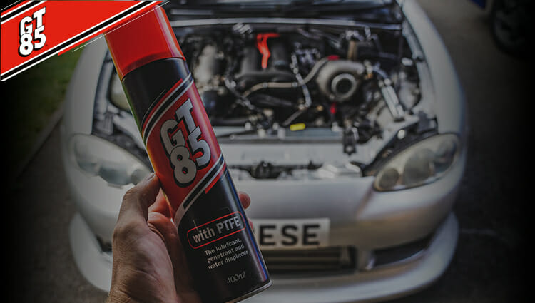 YouTube aficionado, Jesse Collingham, on his passion for project cars and why GT85 car spray is his Best Kept Secret!